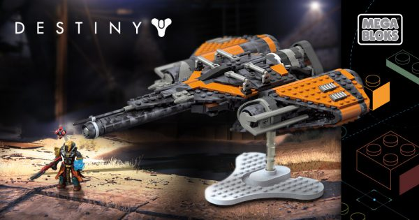 Destiny 2 Mega Bloks Sets May Reveal Future Story