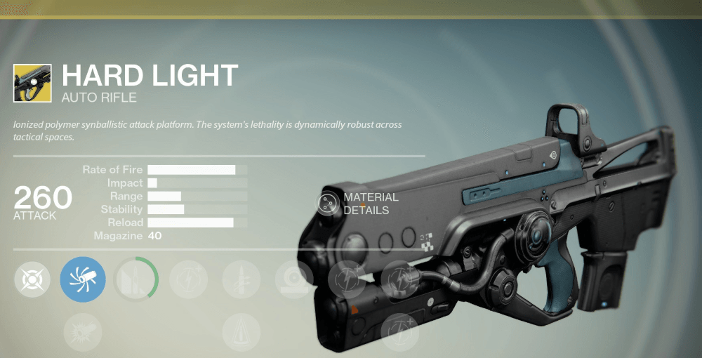 Destiny Xur's Inventory: Should You Buy Hard Light?