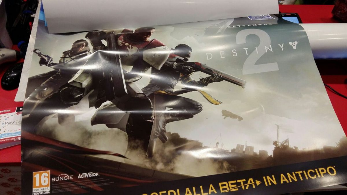 Destiny 2 Poster Leak – What It Tells Us