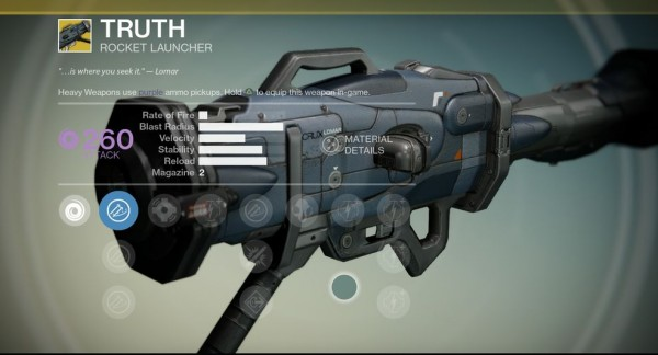 Destiny Xur's Inventory: Should You Buy Truth?