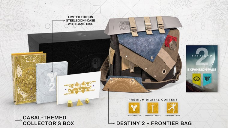 Destiny 2 Collector's Editions Now Available