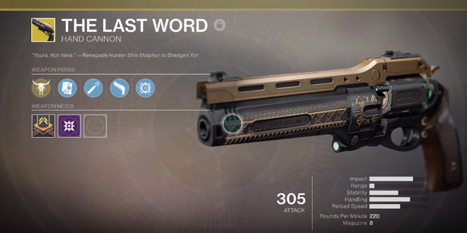 destiny-2=black-armoury-exotic-hand-cannon-the-last-word