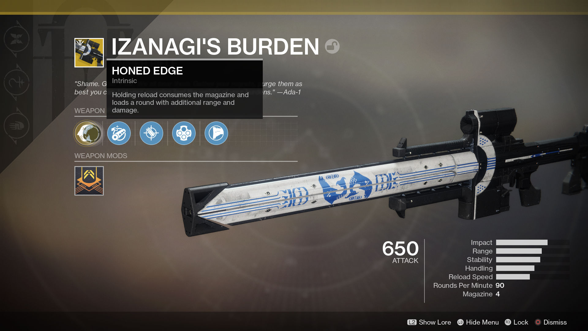 What Are The New Exotic Weapons In Destiny 2 Black Armoury