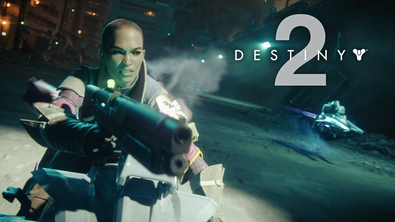 Destiny 2- The Series Is Coming