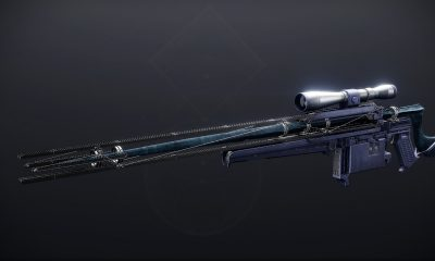 How to Get Cloudstrike - Destiny 2's Newest Exotic Sniper