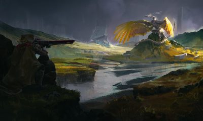 """O, Reader Mine,""- The Lore of Destiny 2's Wish Dragons"