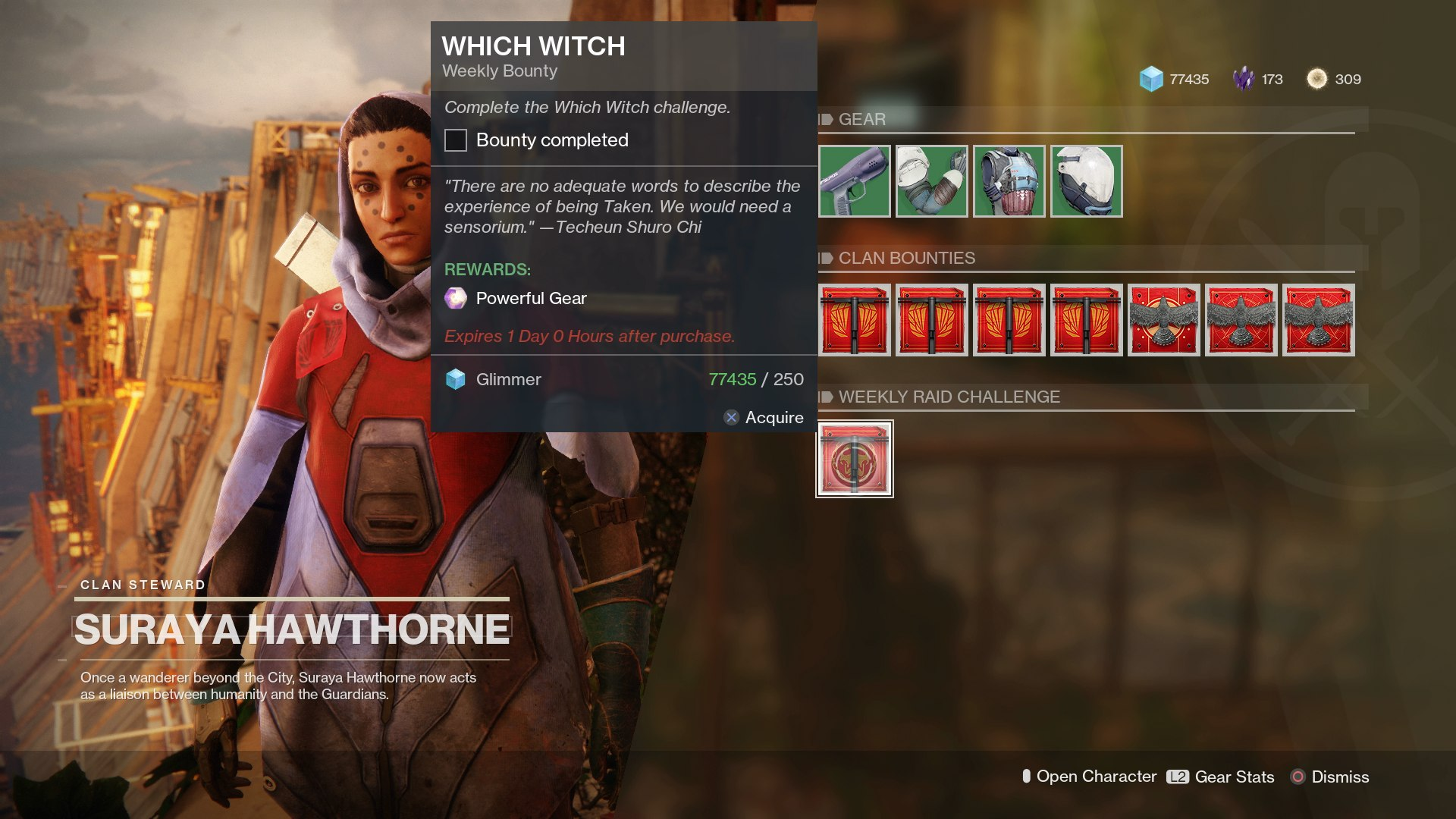 Destiny 2 Which Witch Challenge Guide