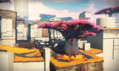 Destiny 2's Radiant Cliffs Has A Lot Of Glitches
