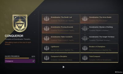 All Featured Strikes Should be Available at Grandmaster in Destiny 2 This Week