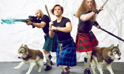 Kilts for Kids- Stay At Home Edition and Destiny 2