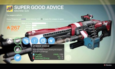 What Could Super Good Advice Bring to Destiny 2